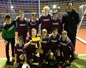 Fitzmaurice are West Wilts Champions